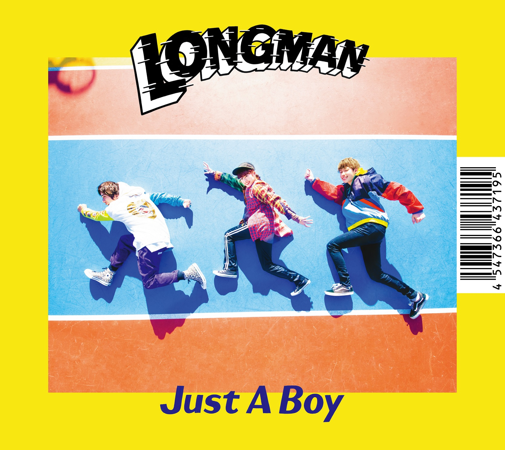 LONGMAN / Just A Boy